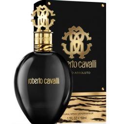 Купить Парфюмированная вода для женщин Roberto Cavalli Nero Assoluto