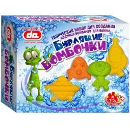 фото Набор для детского творчества ДЕТИ АРТ «Бурлящие бомбочки для ванны. Инопланетяне»