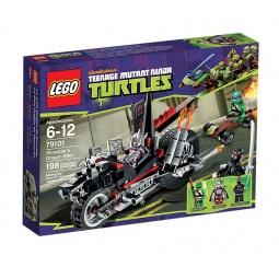 фото Конструктор LEGO Мотоцикл-дракон Шреддера