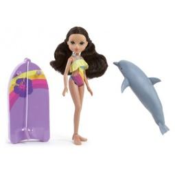 Купить Кукла Moxie Софина с плавающим дельфином