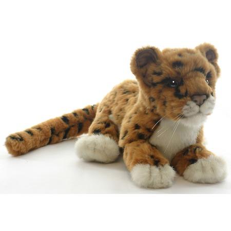 Купить Мягкая игрушка Hansa «Детеныш ягуара»