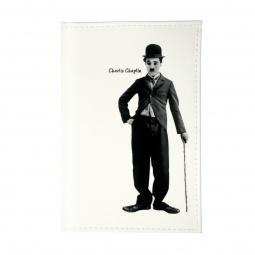 фото Обложка для паспорта Mitya Veselkov «Чарли Чаплин»