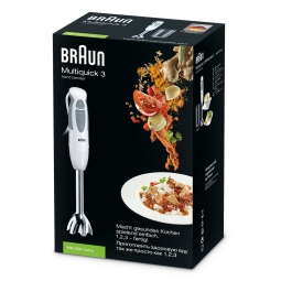 Купить Блендер Braun MQ 300 Curry