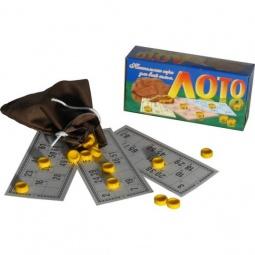 Купить Лото малое Астрон «Классическое» 0010