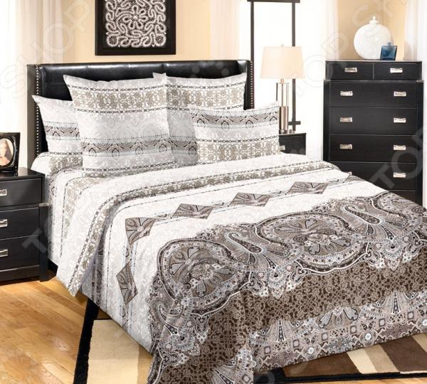Комплект постельного белья Dream Time BL-44-PE-146. 1,5-спальный1,5-спальные<br>Комплект постельного белья Dream Time BL-44-PE-146 это незаменимый элемент вашей спальни. Человек треть своей жизни проводит в постели, и от ощущений, которые вы испытываете при прикосновении к простыням или наволочкам, многое зависит. Чтобы сон всегда был комфортным, а пробуждение приятным, мы предлагаем вам этот комплект постельного белья. Приятный цвет и высокое качество комплекта гарантирует, что атмосфера вашей спальни наполнится теплотой и уютом, а вы испытаете множество сладких мгновений спокойного сна. Комплект выполнен из ткани, состоящей на 100 из хлопка, и обладает следующими преимуществами:  Мягкий и приятный на ощупь материал отличается высокой гигроскопичностью и хорошо пропускает воздух.  Рисунок нанесен на ткань с применением современных технологий печати, что делает его не только выразительным, но и долговечным.  Натуральный материал гипоаллергенен и безопасен для здоровья.  Особое переплетение нитей ткани повышает устойчивость к легким механическим повреждениям. Перед первым применением комплект постельного белья рекомендуется постирать. Перед этим выверните наизнанку наволочки и пододеяльник. Для сохранения цвета не используйте порошки, которые содержат отбеливатель. Рекомендуемая температура стирки 40 С и ниже без использования кондиционера или смягчителя воды. Обновите свою кровать таким комплектом постельного белья, и интерьер вашей комнаты заиграет новыми красками.<br>
