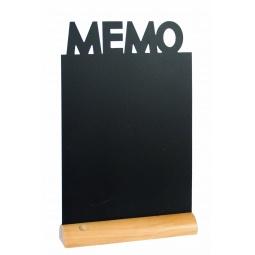 фото Набор: доска для заметок на палке и маркер Securit «Память»