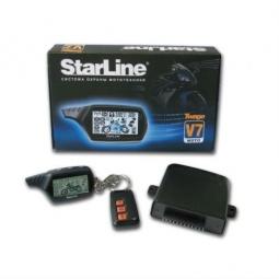 фото Автосигнализация Starline MOTO V7