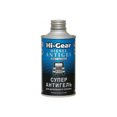Купить Суперантигель для дизтоплива Hi Gear HG 3426