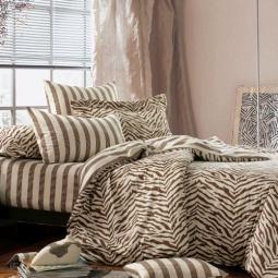 фото Комплект постельного белья Amore Mio Shkura. Provence. 1,5-спальный