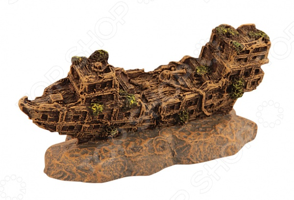 Лодка для аквариума DEZZIE «Тунец»