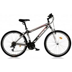 фото Велосипед Larsen Rapido Men. Размеры рамы: 17 дюймов. Цвет: черный