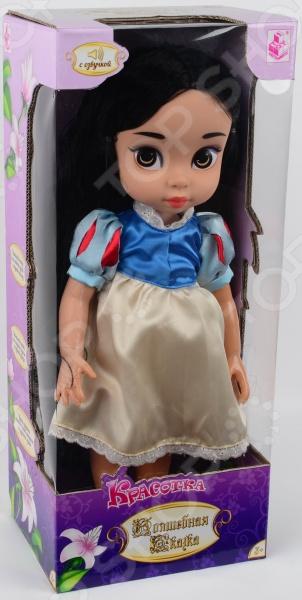 Кукла интерактивная 1 Toy «Красотка» Т58299 1 toy кукольный домик красотка колокольчик с мебелью 29 деталей
