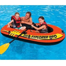 Купить Лодка надувная Intex «Эксплорер Про 200» 58356