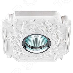 Светильник встраиваемый светодиодный Эра DK G3 светильник потолочный эра dk led 4 sl