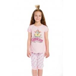 Купить Пижама для девочки «Minions. Prom Queen»