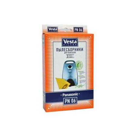 Купить Мешки для пыли Vesta PN 06 Panasonic