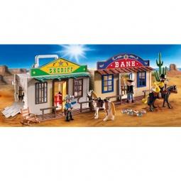 Купить Конструктор игровой Playmobil «Возьми с собой: Дикий Запад»
