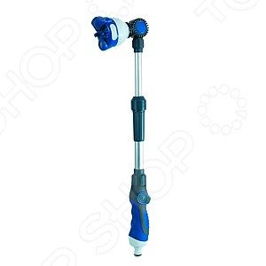 Пистолет-распылитель GREEN APPLE GWHM112-041Пистолеты для полива<br>Пистолет-распылитель GREEN APPLE GWHM112-041 - удобный и качественный инструмент предназначен для полива, а так же для проведения различных очистительных работ. Оснащен 4-мя улучшенными режимами полива. Модель имеет регулятор изменения интенсивности струи и фиксатор для длительного полива. Распылитель эргономичной формы удобно держать во время работы, имеет покрытие из термопластичной резины. Отлично подходит для верхнего полива растений, позволяет осуществлять полив в труднодоступных местах.<br>