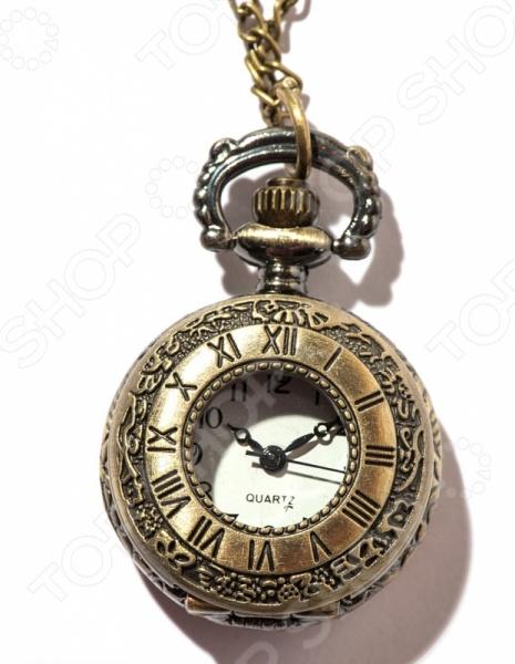 Кулон-часы Mitya Veselkov «Медальон-Куранты»
