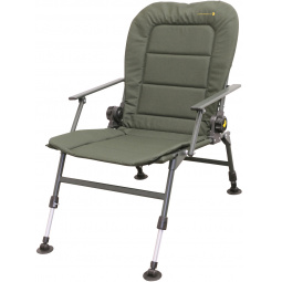 фото Стул складной SPRO Strategy Recl Dewdrop Wide Seat+Armrest