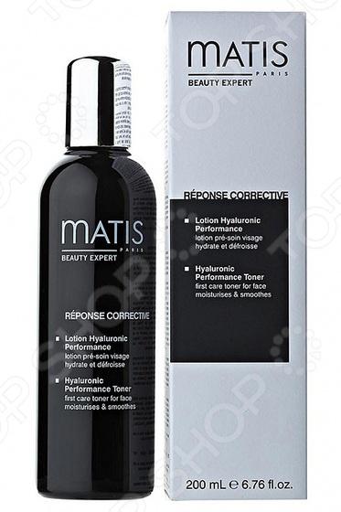 Лосьон для лица Matis с гиалоурановой кислотой каталог ander