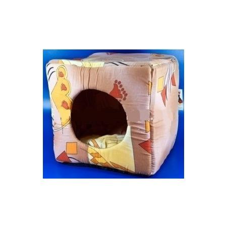 Купить Домик для кошек Xody «Куб №3»
