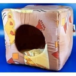 фото Домик для кошек Xody «Куб №3»