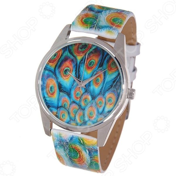 Часы наручные Mitya Veselkov «Павлиньи перья» ART стоимость