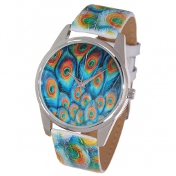 Купить Часы наручные Mitya Veselkov «Павлиньи перья» ART