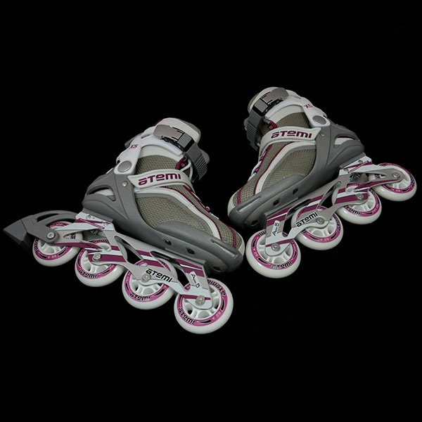 Роликовые коньки ATEMI X5 lady. Размер: 36. Уцененный товар