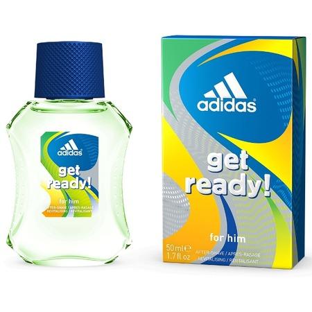 Купить Туалетная вода мужская Adidas Get Ready Male