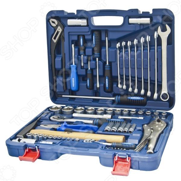 Набор инструментов Koruda KR-TK72