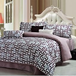 фото Комплект постельного белья Amore Mio Biz. Provence. Семейный