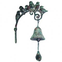 Купить Дверной колокольчик GREEN APPLE GBL3-1023 «Птицы»