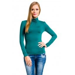фото Водолазка Mondigo 146. Цвет: темно-зеленый. Размер одежды: 44