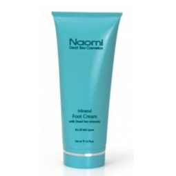 фото Крем для ног Bradex Naomi. Mineral Foot Cream