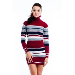 фото Туника Mondigo 9837. Цвет: бордовый. Размер одежды: 42