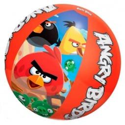 Купить Мяч пляжный Bestway 96101 Angry Birds