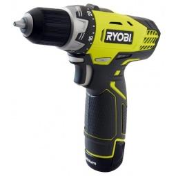 Купить Дрель-шуруповерт аккумуляторная Ryobi R12DD-LL13S