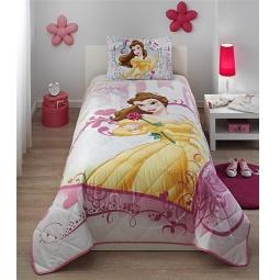 фото Покрывало детское TAC Princess belle heart