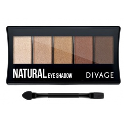 фото Набор теней для век DIVAGE Palettes Eye Shadow Natural
