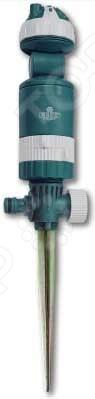 Распылитель на пике Raco AquaTech 4260-55/695CДождеватели. Оросители. Распылители<br>Распылитель на пике Raco AquaTech 4260-55 695C - удобная и практичная 5-позиционная модель, незаменима на любом приусадебном участке. Модель предназначена для стационарного орошения почвы. С таким устройством, полив растений перейдет на качественно новый уровень, что позволит лучше ухаживать за различными растениями и в результате получать богатый урожай. Модель устойчива к влаге, а так же к выгоранию и перепадам температуры, изготовлена из высококачественных материалов, что значительно продлевает срок службы изделия. С помощью поворотной головки можно выбирать угол полива, не превышающего 180 градусов. Распылитель работает бесшумно обеспечивая равномерный полив. Регулировочные кольца предназначены для установки сектора полива от 0 до 360 градусов.<br>