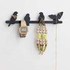 Купить Держатель для украшений настенный Kikkerland Bird