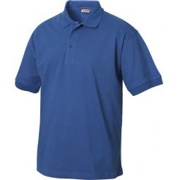 фото Рубашка-поло Clique «Линкольн». Цвет: голубой. Размер одежды: XL