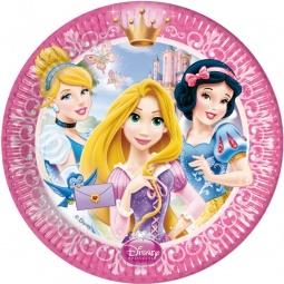 Купить Тарелки одноразовые Procos «Принцессы Дисней - сказочный мир»