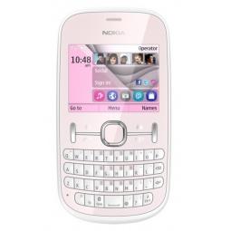 фото Мобильный телефон Nokia 200 Asha. Цвет: светло-розовый