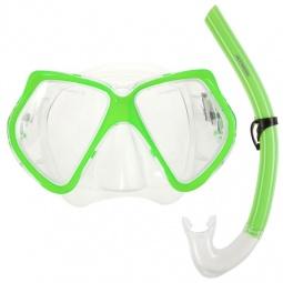 Купить Набор из маски и трубки ATEMI 24100