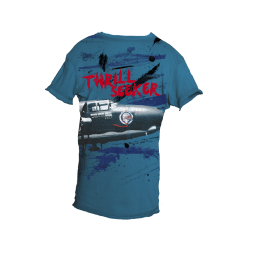 фото Футболка Warrior Poet Thrill Seeker SS T-Shirt
