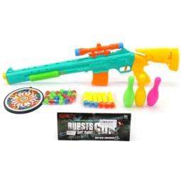 фото Ружье игрушечное Shantou Gepai с мягкими пулями 6289-26
