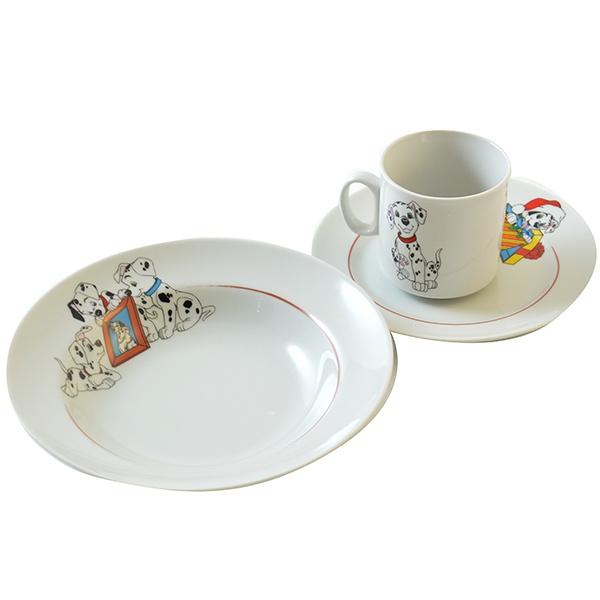Набор посуды Коралл 4С0496/1Ф34 «Далматинцы» набор бокалов для бренди коралл 40600 q8105 400 анжела
